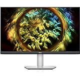 """Dell S2721QS Écran de PC 27"""" 4K Ultra HD LCD à rétroéclairage W-LED IPS 60 Hz 4 ms AMD FreeSync Argent"""