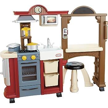 Little Tikes Cook and Learn Smart Kitchen: Little Tikes: Amazon.co on