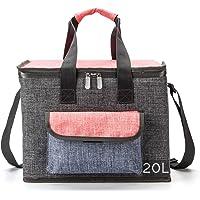 Sacs isothermes grande capacite 20L, portable sac isotherme repas femme /homme, pour barbecue pique-nique camping plage…