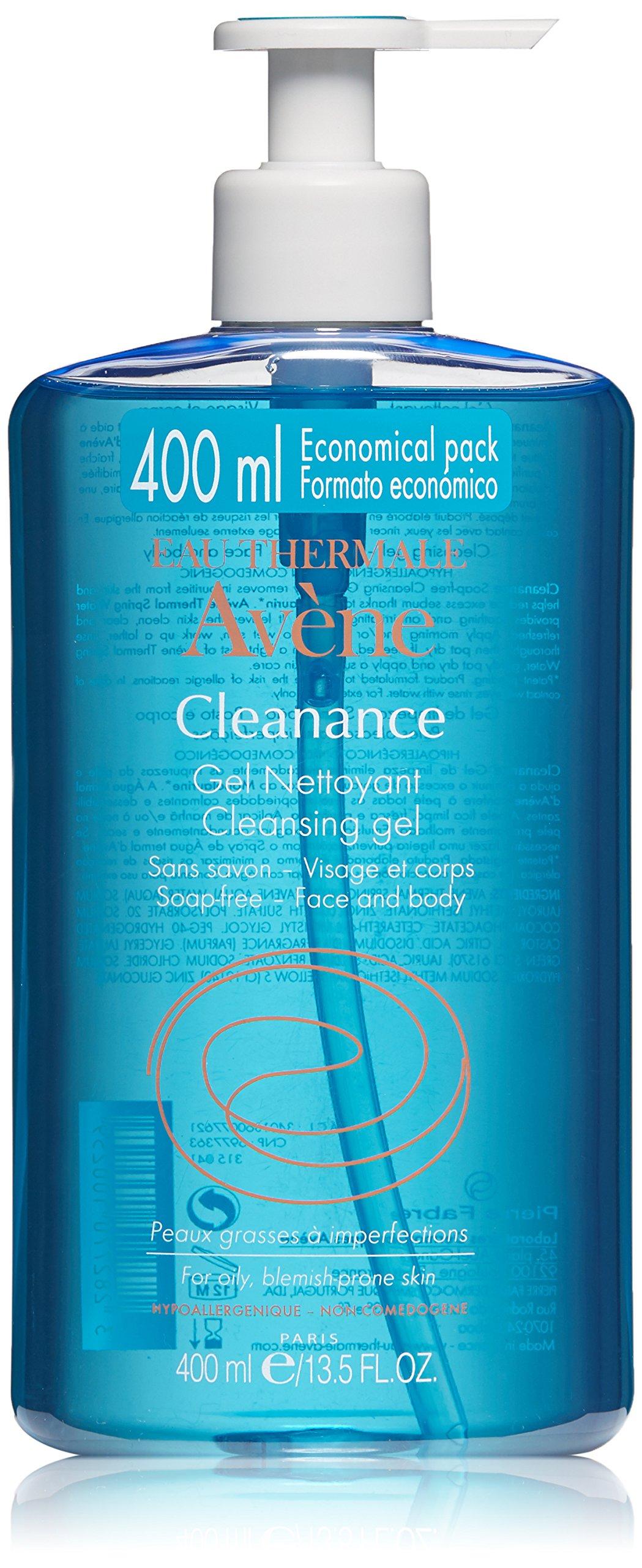 Avene Cleanance Gel Limpiador – 400ml