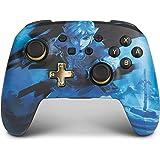 Mando Inalámbrico Mejorado Powera Para Nintendo Switch. Link Azul, Nintendo Switch Lite, Gamepad, Mando de Juego, Mando Bluet