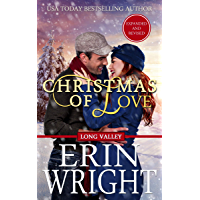 Christmas of Love: A Holiday Western Romance Novel (Long Valley Romance Book 5) (English Edition)