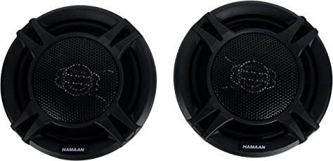 """Hamaan HMCS-650 Left and Right 6.5"""" Speakers (Pack of 2)"""