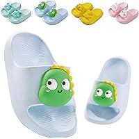 Kids Slide Sandals Toddler Summer Slippers Boys Girls Beach Flip Flops Anti-Slip Pool Sliders for Children