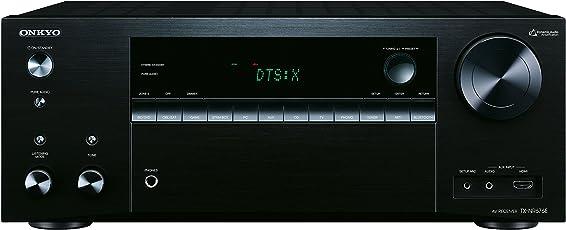 Onkyo TX-NR676E AV-Neztwerk-Receiver  (7.2-Kanal, Multiroom-fähig) schwarz