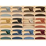 Kettelservice-Metzker Stufenmatten Rambo New Halbrund SparSet incl. Fleckenentferner Anthrazit 15 Stück