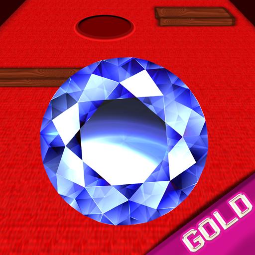 diamanti ragazza legno labirinto infinito: scrigno fori profondi - gold edition