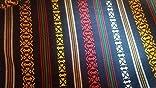 APRAMO Baja Couvre-si/èges de Voiture avec Garniture de Ceinture de s/écurit/é Rouge