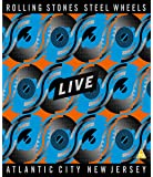 The Rolling Stones -Steel Wheels Live [Coffret Deluxe 2 DVD, 1 Blu-ray et 3 CD]