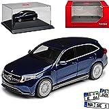 Herpa 430715 Mercedes-Benz EQC AMG cavansitblau Elektro SUV  1:87 H0 NEU in OVP