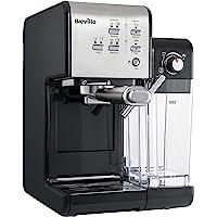 Breville Prima Latte II machine à café espresso, latte et cappuccino   pompe professionnelle 19 bars et mousseur à lait…