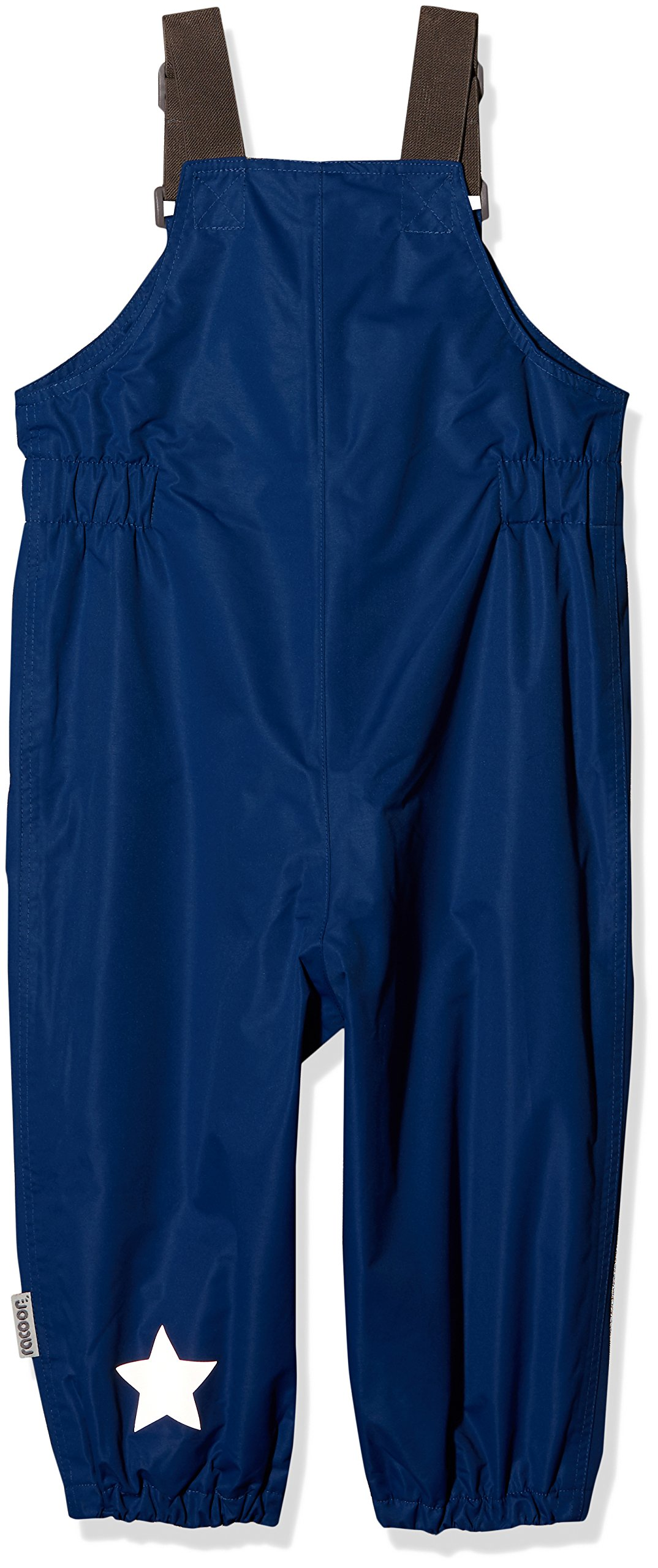 Racoon Pantalones Impermeables Unisex bebé 2