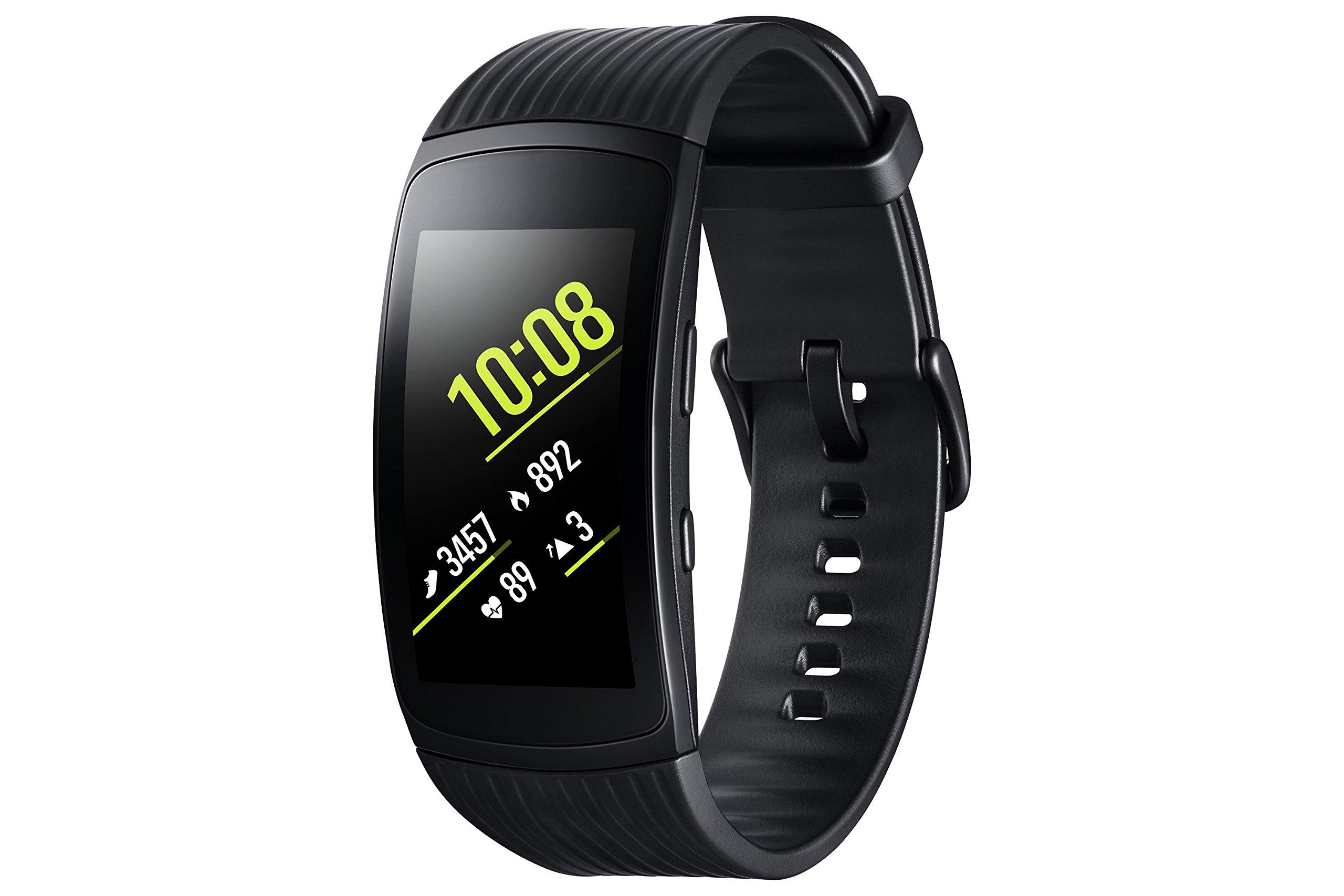 Samsung Gear Fit 2 Pro – Pulsera de Fitness de 1.5» (4 GB, 1 GHz,