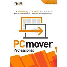 PCmover Professional 11 (1 Nutzung) - Der einfachste Weg, auf einen neuen PC umzuziehen! [Download]