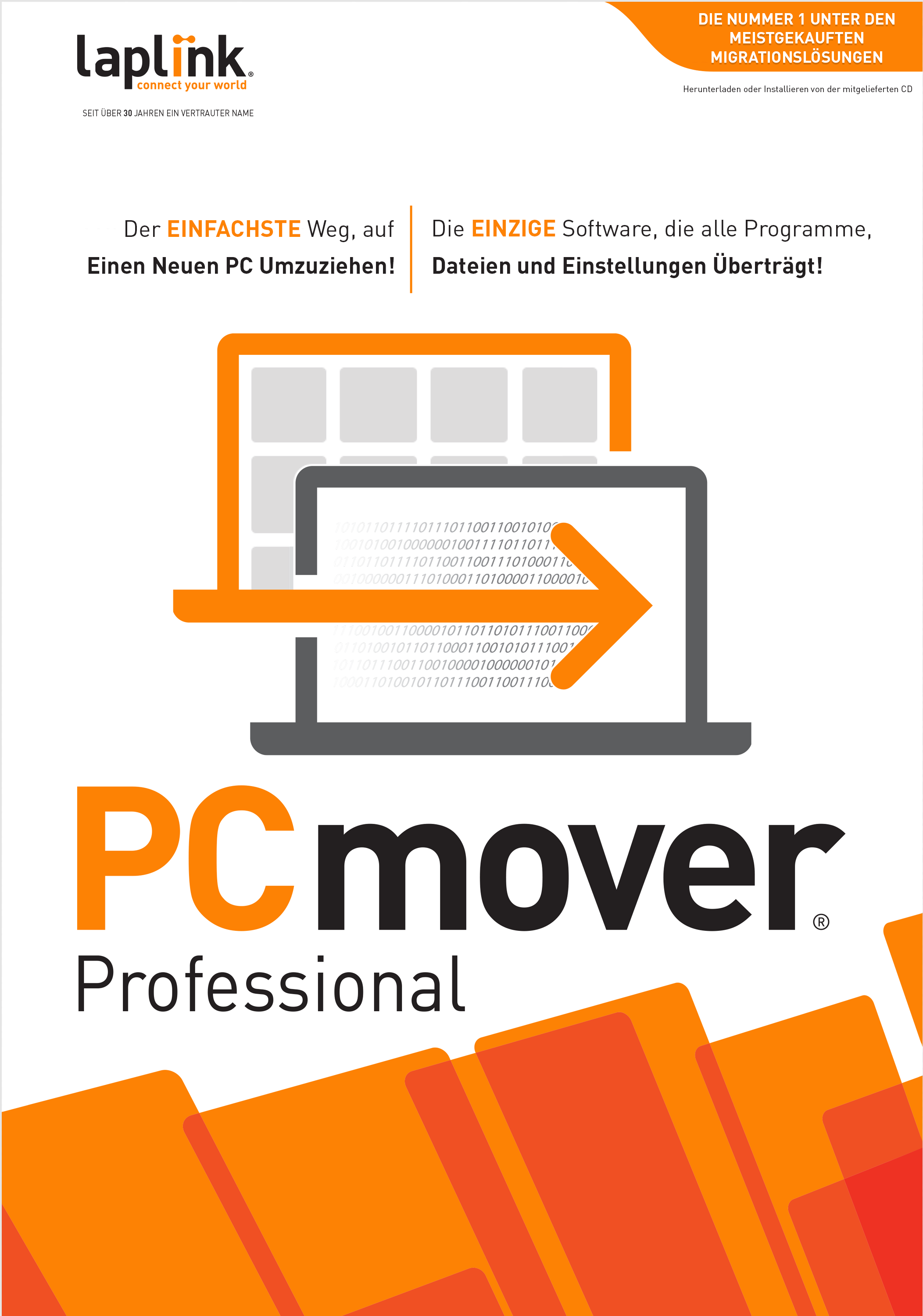 PCmover Professional 11 (1 Nutzu...