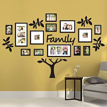 how to set up a family tree