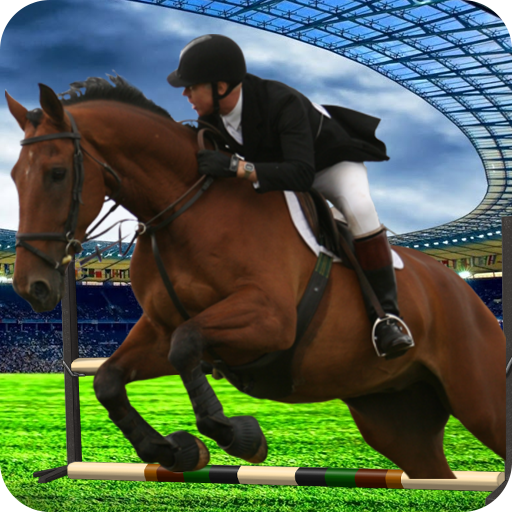 Horse Jumping Game Free 3D 2016 - Riding Real