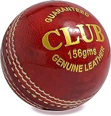 Sunley Club cricket leather ball