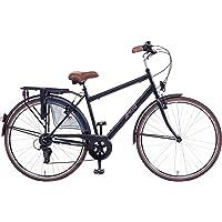 Amigo Style - Cityräder für Herren - Herrenfahrrad 28 Zoll - Geeignet ab 180-185 cm - Shimano 6 Gang-Schaltung…