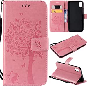Artfeel Flip Brieftasche Hülle Für Iphone Xs Iphone Xs Elektronik