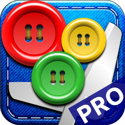 Botones y Tijeras (Pro)