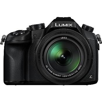 Panasonic DMC-FZ1000B9 Lumix Bridge Camera (25-400 mm LEICA DC Lens, 20.1 MP)