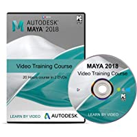 Mastering Autodesk MAYA Tutorials (DVD) - Fast learning self-paced tutorial 20 Hours High Quality Training Videos with…