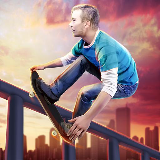 True Skate Skateboarding Extreme Tricks Simulator