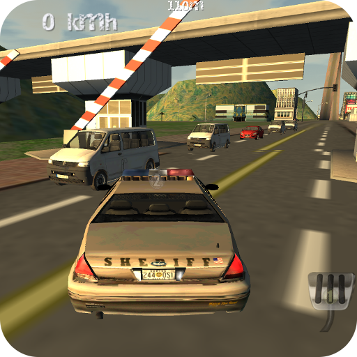 Police Car Driving Simulator 3D (For 3d Racing Speed Need)