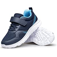 Kids Trainers Toddler Boys Girls Lightweight Running Shoes Breathable School Shoes Children Outdoor Sneakers