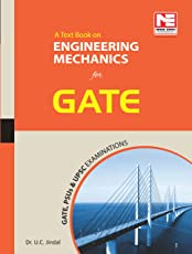 A Text book on Engineering Mechanics for GATE, PSUs & UPSC Exams