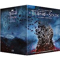 Trono di Spade Stagioni 1-8 (33 Blu Ray)