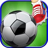 Jumpy Football-Spiele - Free Soccer 2014