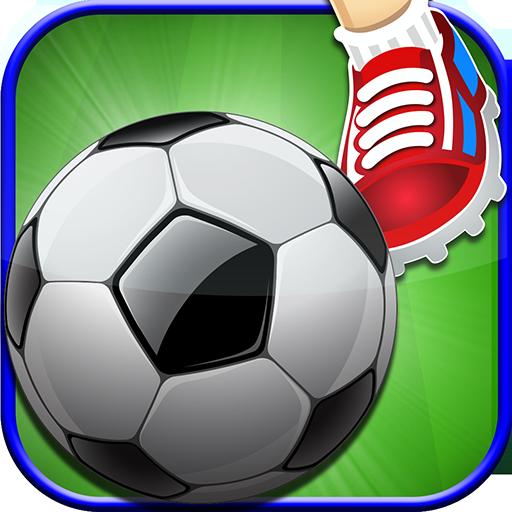Jumpy Football-Spiele - Free Soccer 2014