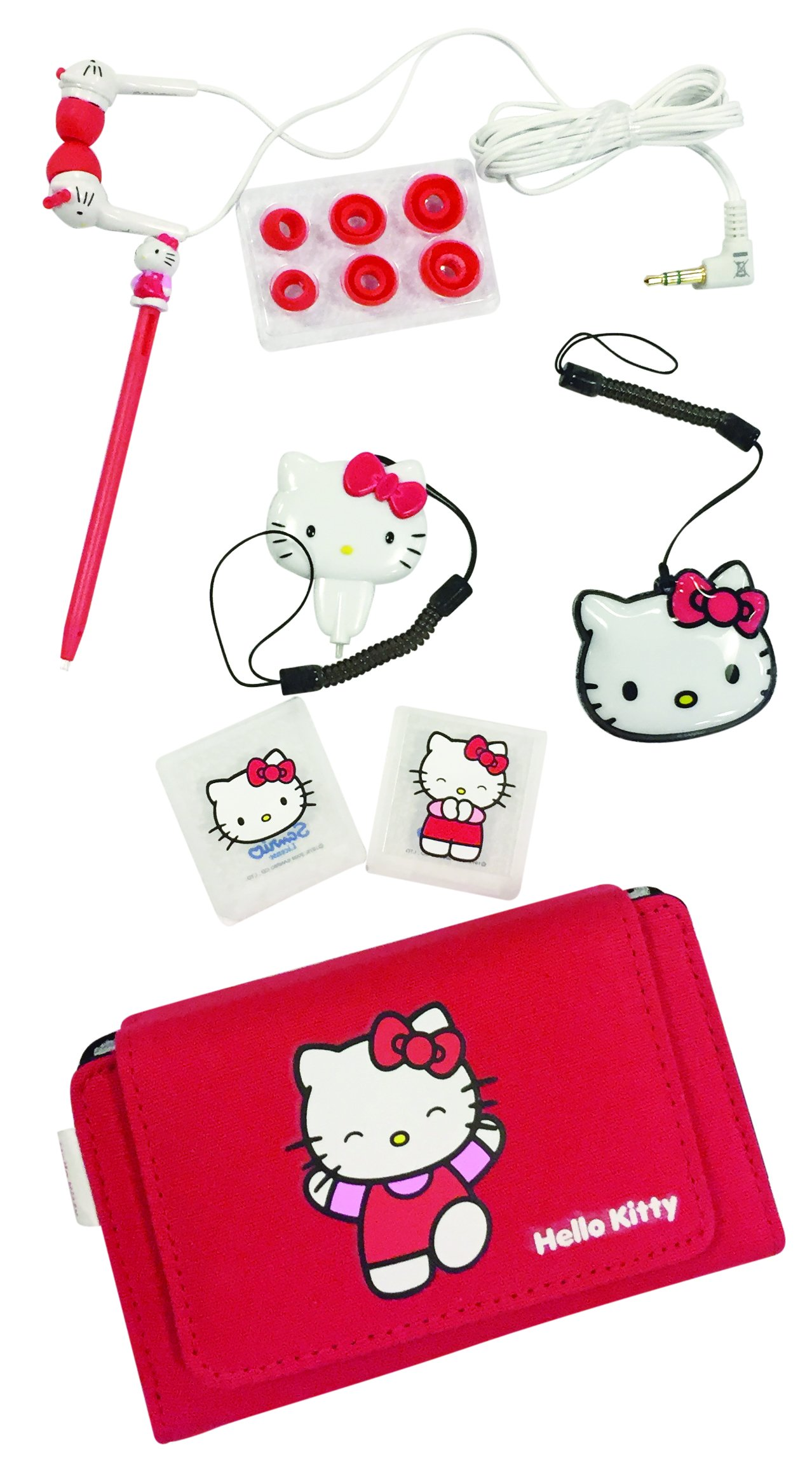Hello Kitty VD-HK001 - Set Accessori per Nintendo DS/Dsi