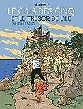 LE CLUB DES 5 - Tome 1: Le trésor de l'île
