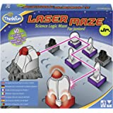 Thinkfun 76348 Laser Junior-Beam-Bending Logic Maze Game