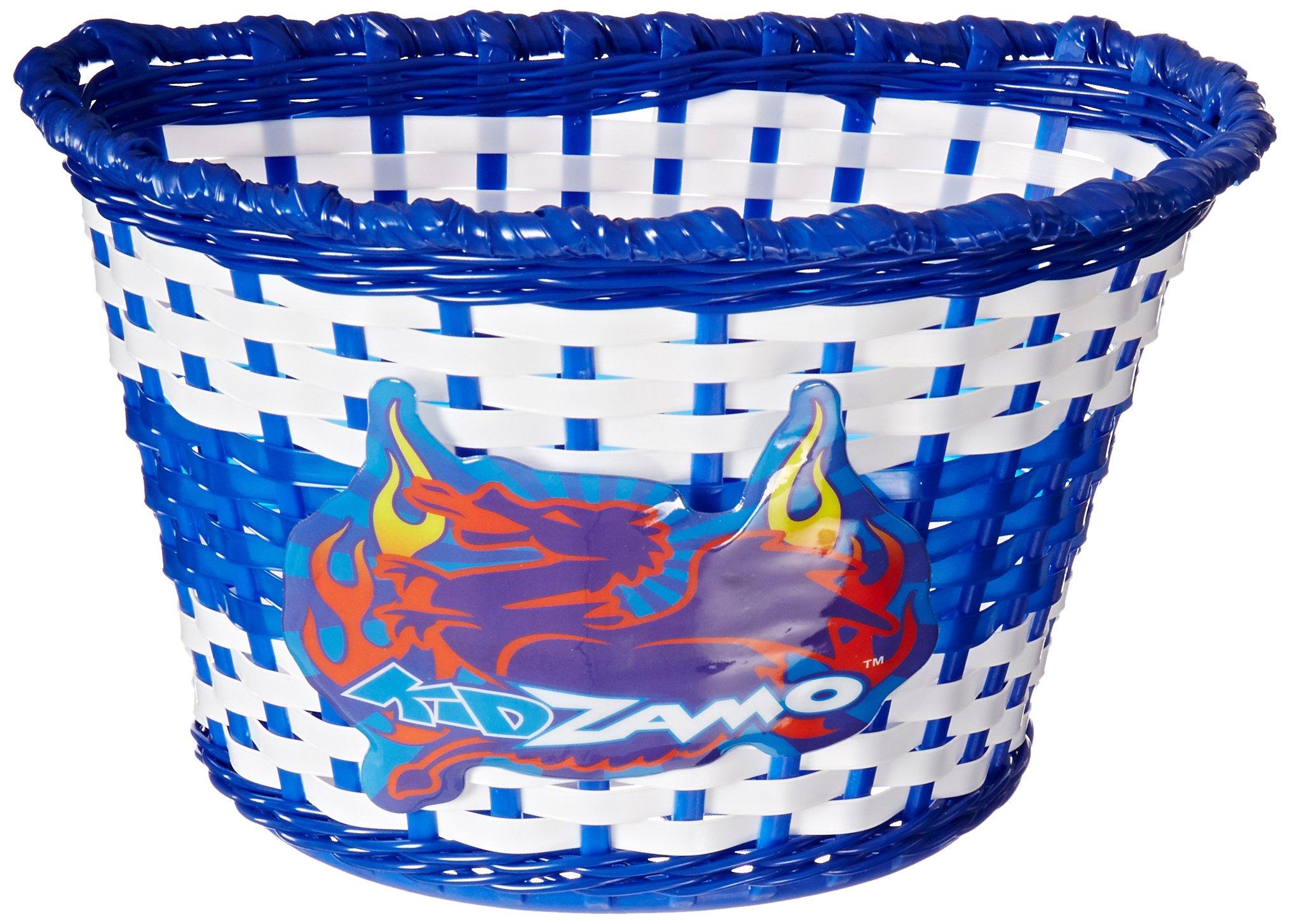 Kidzamo Flame Front Basket by Kidzamo
