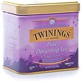Twinings Darjeeling té suelto lata 100 g