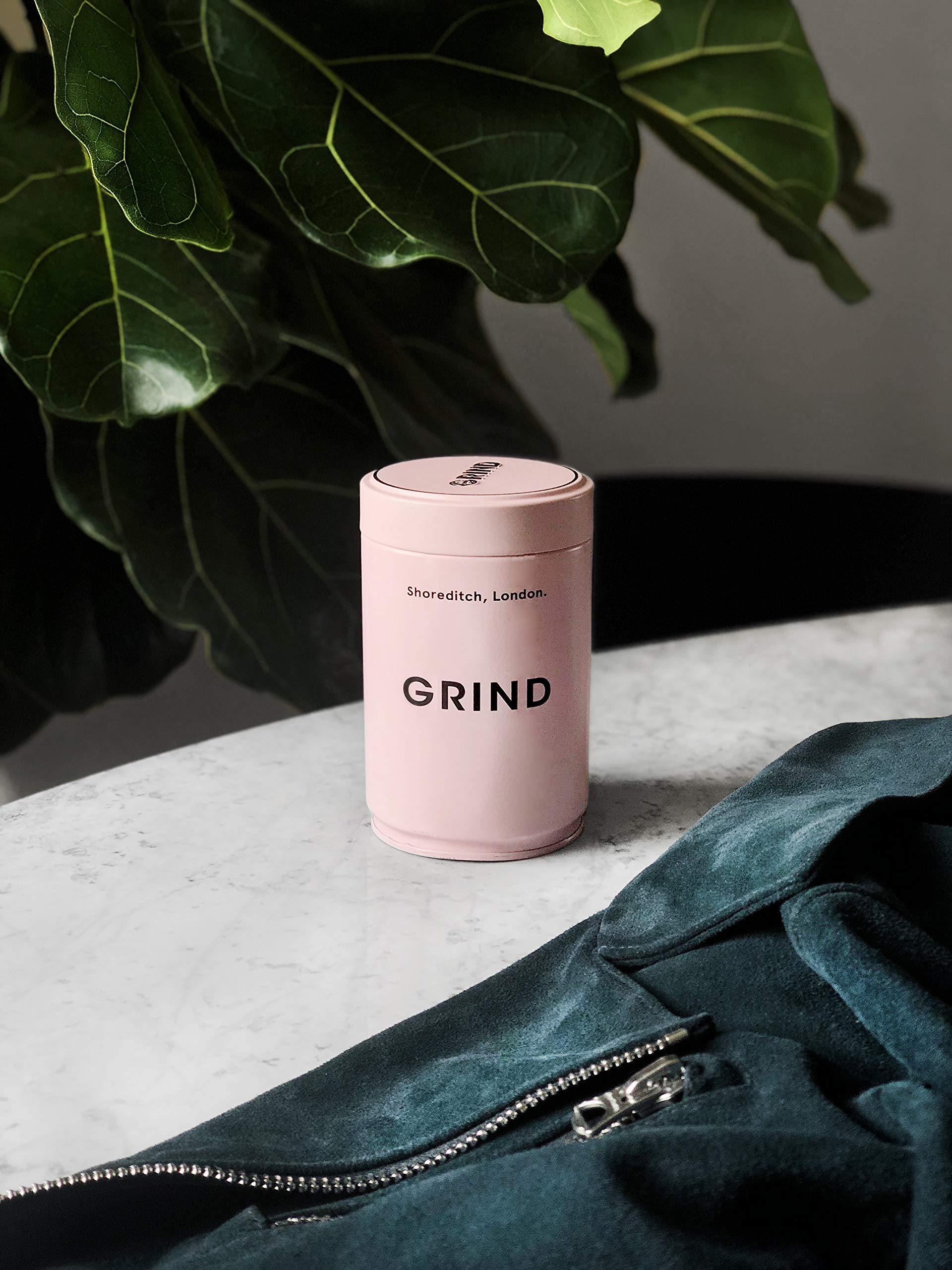 Grind – Ground Coffee | Suitable for Aeropress, Cafetiere, Filter Or Moka Machines | for Coffee with Milk | with Notes of Chocolate, Hazelnut and Cream | House Blend – 227g