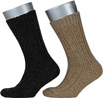 Gowith 2li Alpaka Yünlü Kalın Çorap **Hediyeli Ürün** 3094