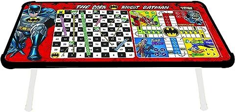 Zitto Batman Multipurpose Wooden Gaming Foldable Table