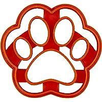 PlasticJewels - Tagliabiscotti formina stampino a forma di impronta di gatto