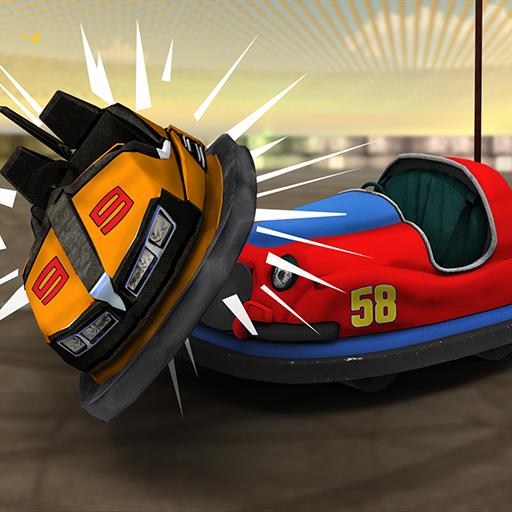 Demolition Derby Car Crash Simulator (Space Bumper)