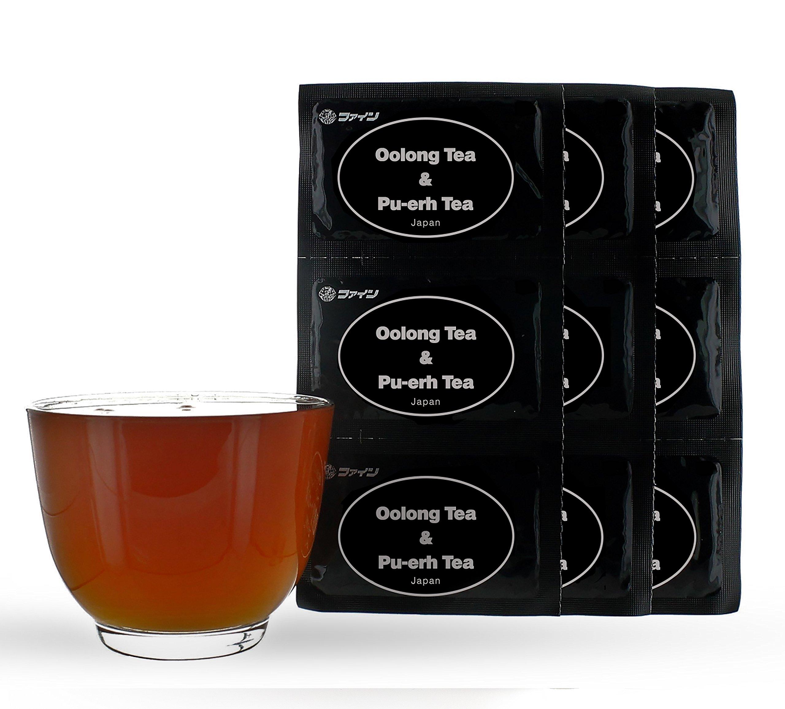81bEBAaURzL - Oolong Tea Pu erh Tea Slimming Tea 100 Cups | Vegan Weight Loss Diet Anti-oxidant | Carb Blocker Enzyme Lipase Polyphenol | Vegan Fat Burner Easy Digest Diet Food Tea Diet no Diet Tablets