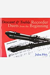 Recorder Duets From The Beginning: Descant And Treble Pupil's Book Paperback