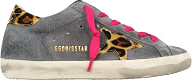 Golden Goose Scarpe Donna Sneaker Superstar Vintage F000190.60249 Grigio