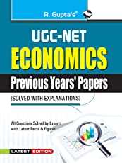 UGC-NET: Economics (Paper I, II & III) Previous Years Papers (Solved)
