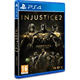 PS4 Injustice 2 - Legendary Edition (Goty) - Classics - PlayStation 4