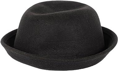 Krystle Boy's Blended Dhoom-3 Hat, Free size(Black, KRY-B-DHOOM-HAT)